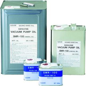 ULVAC 真空ポンプ油(SMR-100 4L缶) (SMR-100-4L)