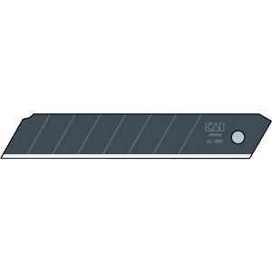 貝印カミソリ カッターナイフ VL-20 大 鋭角刃 替刃(20枚入) (VL-20)