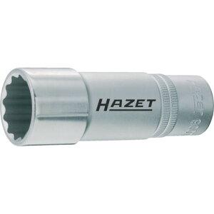 HAZET ディープソケットレンチ(12角タイプ・差込角12.7mm・対辺22mm) (900TZ-22)