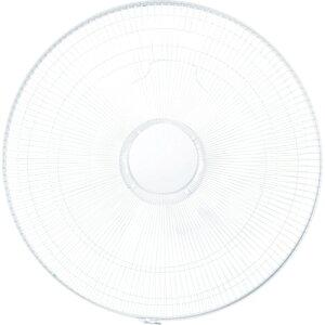 TRUSCO 全閉式工場扇ルフトハーフェン用ハネガード ホワイト (TFLH-45G-W)