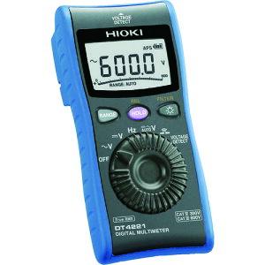 HIOKI デジタルマルチメータ DT4221 (DT4221)