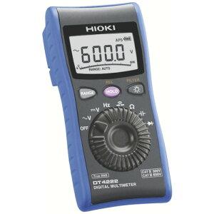 HIOKI デジタルマルチメータ DT4222 (DT4222)
