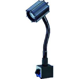 日機 マグネット付LEDスポットライト 5W AC100V(NLSS05CBM-AC)