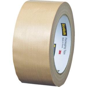 3M スコッチ 布梱包用テープ 軽量物用 50mmX25m(509BEN)