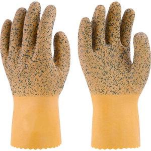 トワロン 天然ゴム手袋 トワロングリップ S (141-S)