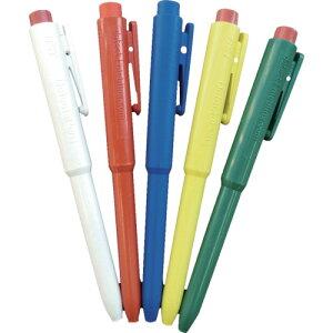 バーテック バーキンタ ボールペン J802 本体:緑 インク:赤 BCPN-J802 GR(66216901)