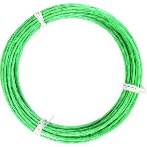 ダイドーハント ビニールワイヤー ♯12×10m 緑(10155873)