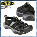 KEEN/キーン ニューポート Newport H2 Black ウォーターサンダル 正規品