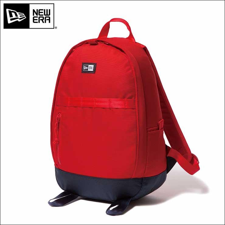 NEW ERA newera ニューエラ リュック バックパック デイパック DAYPACK RED NVY バッグ カバン