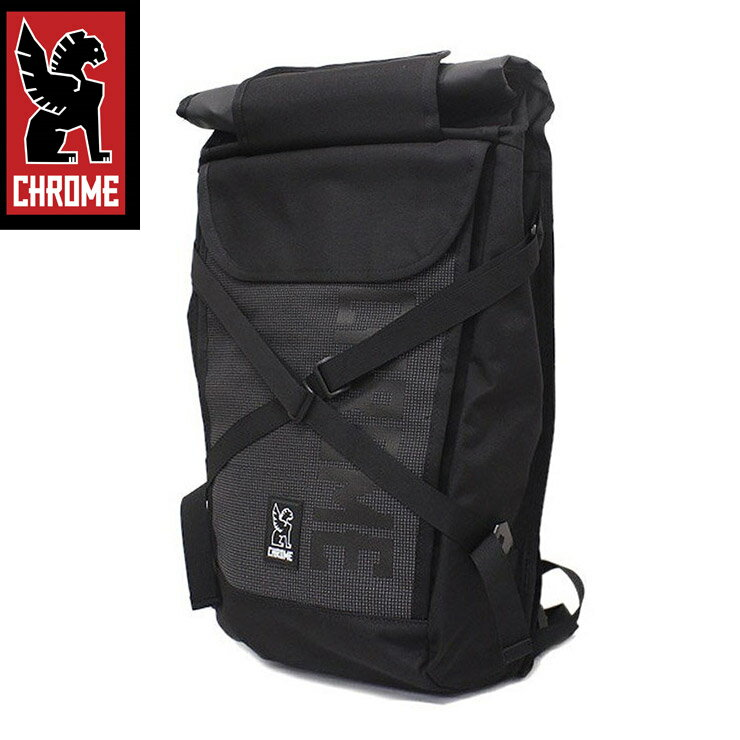 CHROME クローム リュック ブラボー BRAVO NIGHT BAG バックパック デイパック PCバッグ