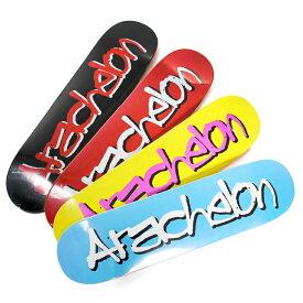 【お買い得】ARACHELON スケートボード デッキ スケボー ジュニア 1STMODEL キッズDECK/7.1〜7.375【クエストン】