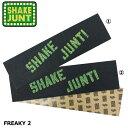 SHAKE JUNT シェイクジャント FREAKY2 デッキテープ DECKGRIP デッキグリップ すべり止め