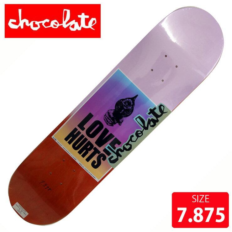 CHOCOLATE チョコレート デッキ SINGNS OF THE TIMES C.ロバーツ DECK 7.875 CHD-544 SKATEBOARD スケートボード 【クエストン】