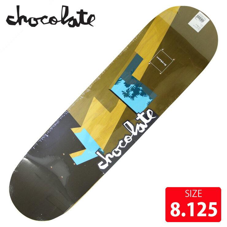 CHOCOLATE チョコレート デッキ MINIMALIST K.アンダーソン DECK 8.125 CHD-551 SKATEBOARD スケートボード