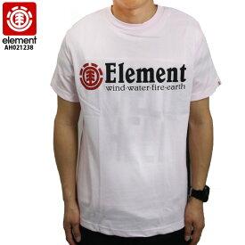 ELEMENT エレメント Tシャツ HORIZONTAL FST SS TEE LPK スケート skateboard street tee AH021238