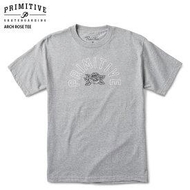 PRIMITIVE プリミティブ Tシャツ ARCH ROSE TEE ARTH HEATHER スケボー ウェアー 18SS