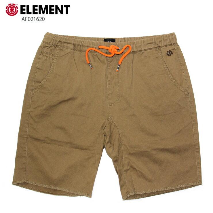 ELEMENT エレメント メンズ ハーフパンツ CONROY SHORT 20 AF021620 DKK ウォークショーツ 短パン
