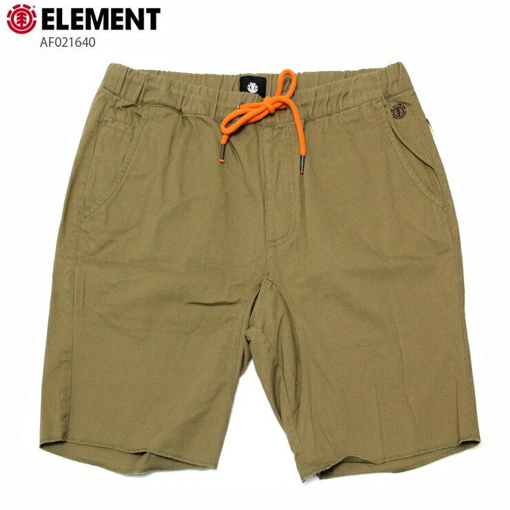 ELEMENT エレメント メンズ ショーツ AF021640 DKK ウォークショーツ 短パン