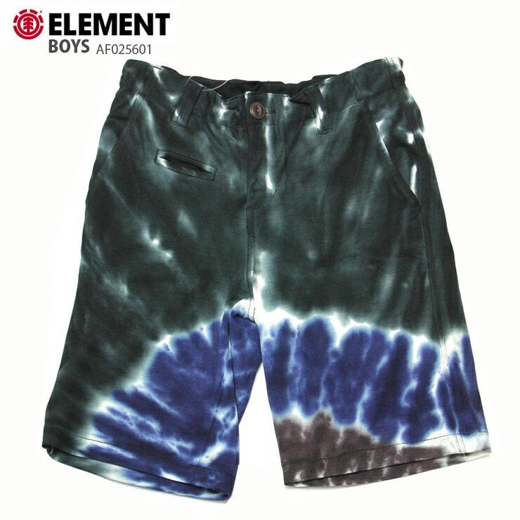ELEMENT エレメント ジュニア ショーツ AF025601 PPL ストレッチ ウォークショーツ 短パン