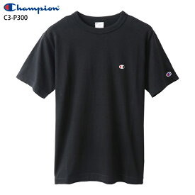 CHAMPION チャンピオン Tシャツ ベーシック チャンピオン 090/ブラック 19SS