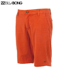 BILLABONG ビラボン [Walk Pants] MEN'S Wショーツ AE011-651 WRG ウォークパンツ ショーツ 短パン