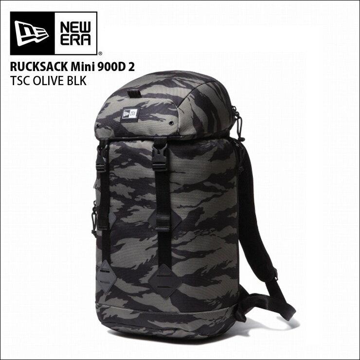 NEW ERA newera ニューエラ リュック バックパック ラックサックミニ RUCKSACK Mini 900D 2 TSC OLIVE BLK バッグ カバン