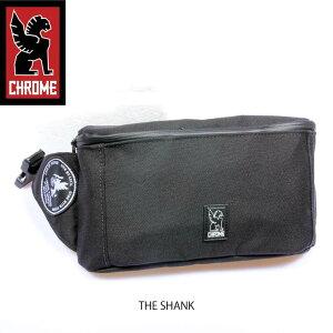 CHROME/クローム ユーティリティバッグ ボディバッグ シャンク THE SHANK BK BAG ウエストポーチ【クエストン】