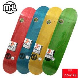 POWELL パウエル MINI LOGO ミニロゴ デッキ MINILOGO DECK CHEVRON STAMP DECK 7.5-7.75 スケボースケートボード skateboard