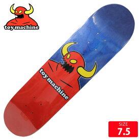 【お買い得】スケボーデッキ トイマシーン TOYMACHINE MOSTER DECK 7.5 スケートボード skateboard 【クエストン】