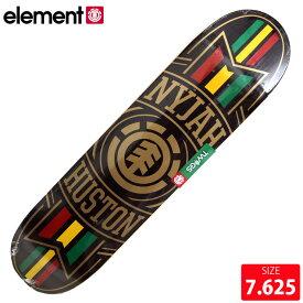 【在庫処分】ELEMENT エレメント スケート デッキ NYJAH ELITE DECK 7.625 AI027126 スケボー デッキ