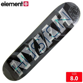 ELEMENT エレメント スケート デッキ Nyjah Overlay DECK 7.875 AI027160 スケボー デッキ