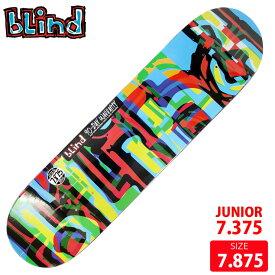 BLIND ブラインド デッキ Glitch-Blue 7.375-7.875 SKATEBOARD スケートボード スケボーデッキ