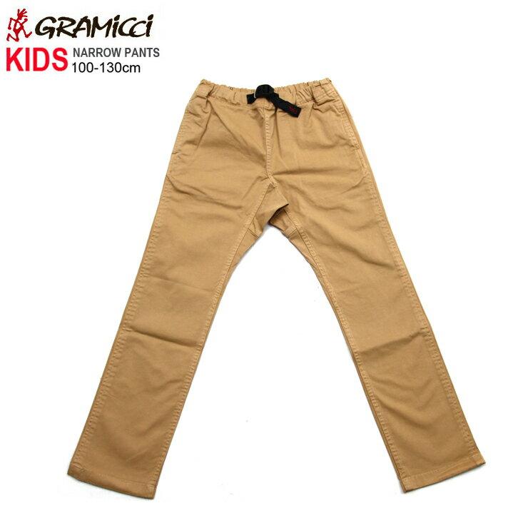Gramicci グラミチ キッズ ナロー パンツ KIDS NARROW PANTS CHINO ジュニア ズボン