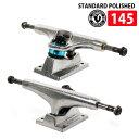 THUNDER/サンダー スケートボード トラック STRIKE 145 スケボー スケートボード パーツ P06May16