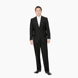 【レンタル】イベント開催中★ベーシックシングル3点セット[男性用][喪服レンタル][礼服レンタル][スーツレンタル][喪服メンズ][礼服メンズ][大きいサイズ][シングルタイプ][セット][葬儀][結婚式][翌日配送][送料無料][FOL-2200]