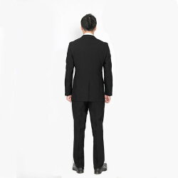 【レンタル】イベント開催中★夏用スタイリッシュシングル3点セット[男性用][喪服レンタル][礼服レンタル][フォーマルレンタル][喪服メンズ][礼服メンズ][セット][細身][葬儀][結婚式][夏物][軽量][涼しい][翌日配送][FOL-903]
