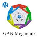 【正規販売店】 【安心保証付き】 GAN Megaminx M 磁石内蔵メガミンクス Stickerless ルービック キューブ ステッカー…