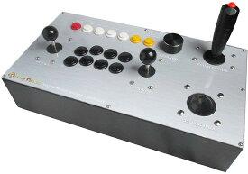 R-STYLE mame や hyperspin 等の アーケード エミュレーターに最適 USB マルチ フル コントローラー
