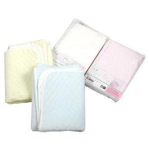 ベビー用防水パッドシーツ 防水シーツとキルトパッドが1つになった便利アイテム おねしょシーツ