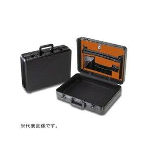 エンジニア アタッシュケース L453×W334×H100mm カギ付 KA−15 ABS製 ポケット 機能性 収納力 軽量 丈夫 工具箱 作業箱 工具バッグ 鍵付き