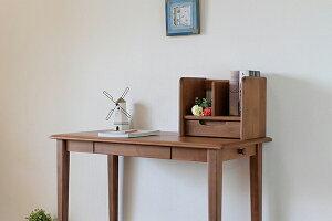 送料無料 ブックスタンド 単品 幅35cm ナチュラルブラウン 木製 卓上 引き出し デスク上 オフィス リビング 書斎 ブックシェルフ 本立て 本棚 ラック ブックエンド おしゃれ 北欧 モダン シン