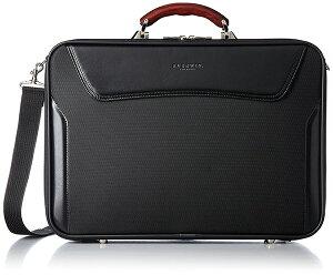 日本製 軽量アタッシェケース木手ハンドル ビジネスバッグ ショルダーバッグ ブリーフケース 荷崩れ防止バンド 通勤 レトロ クラシック 大容量 タブレット かばん 鞄 カジュアル シンプル