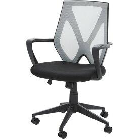 オフィスチェア キャスター付き メッシュ デスクチェア デスク チェアー パソコンチェア 学習椅子 学習チェア キッズチェア 事務椅子 おしゃれ ブラック