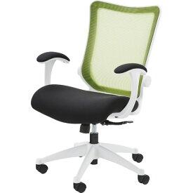 オフィスチェア キャスター付き メッシュ パソコンチェア デスクチェア デスク チェアー 学習椅子 学習チェア キッズチェア 事務椅子 おしゃれ グリーン