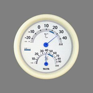 送料無料 温度計 温湿度計 TT-513 ホワイト