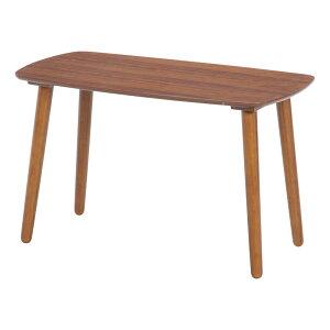 送料無料 リビングテーブル 幅90cm 木製 コーヒーテーブル 机 作業台 カフェテーブル おしゃれ かわいい 西海岸 男前インテリア 北欧 ダークブラウン