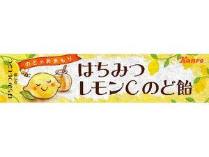 カンロ はちみつレモンC のど飴 11粒 x10 *