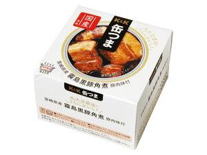 K&K 缶つま 宮崎県産 霧島黒豚角煮 150g x6 *