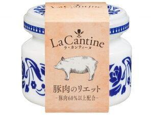 ラ・カンティーヌ 豚肉のリエット 50g x12 *