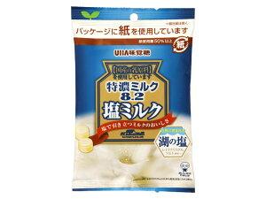 UHA味覚糖 特濃ミルク8.2塩ミルク 75g x6 *
